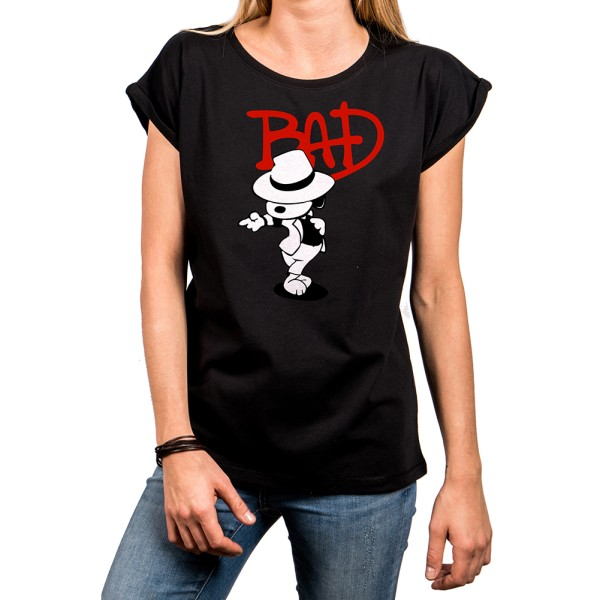 Damen Shirt - Bad Dog