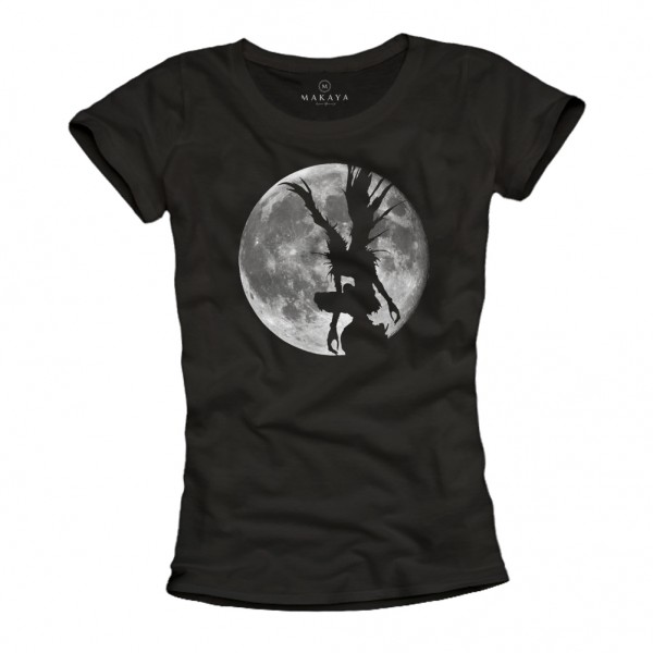 damen t shirt death note