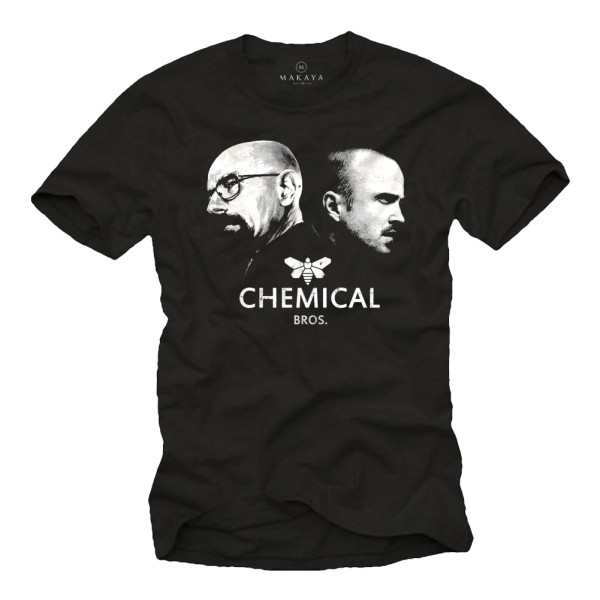 Herren T-Shirt - Chemical Bros