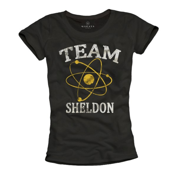 Damen T-Shirt - Team Sheldon