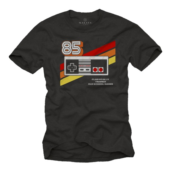 Herren T-Shirt - Old School Gamer