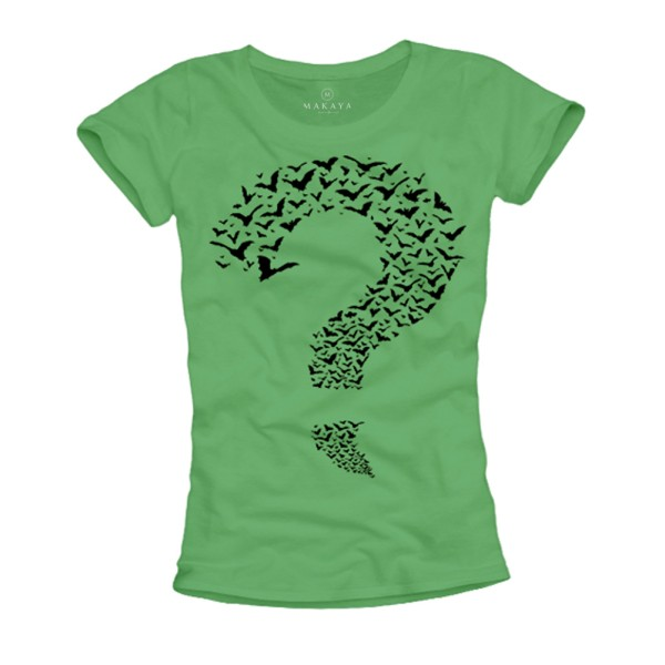 Damen T-Shirt - Riddler