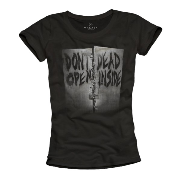 Damen T-Shirt - Walking Dead