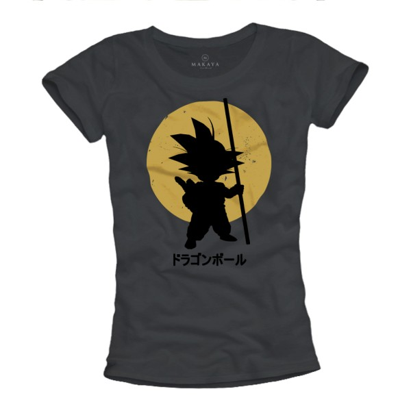 Damen T-Shirt - Son Goku