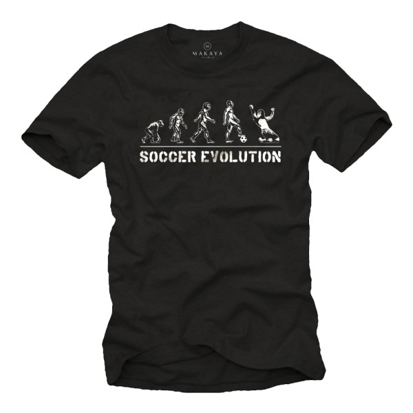 Herren T-Shirt - Soccer Evolution