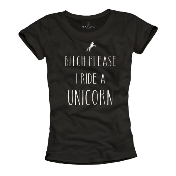 Damen T-Shirt - Unicorn