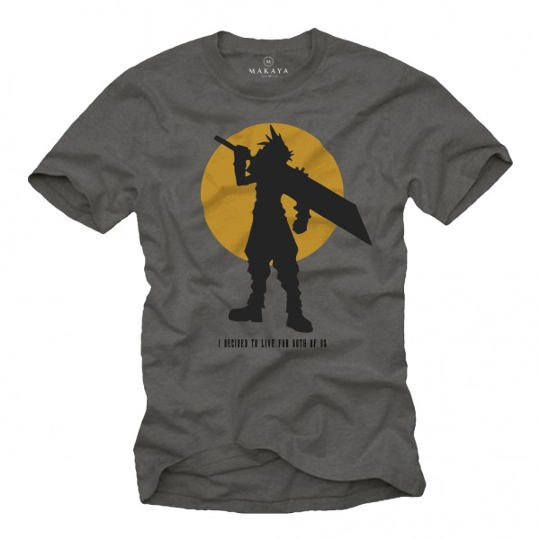 Herren T-Shirt - Final Sword