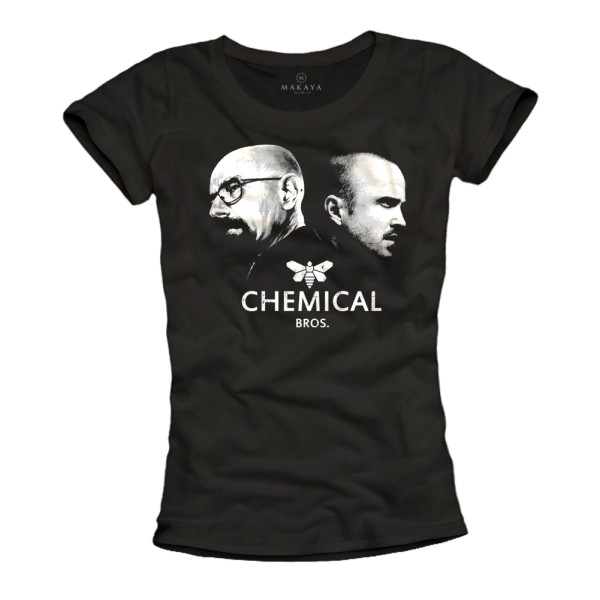 Damen T-Shirt - Chemical Bros