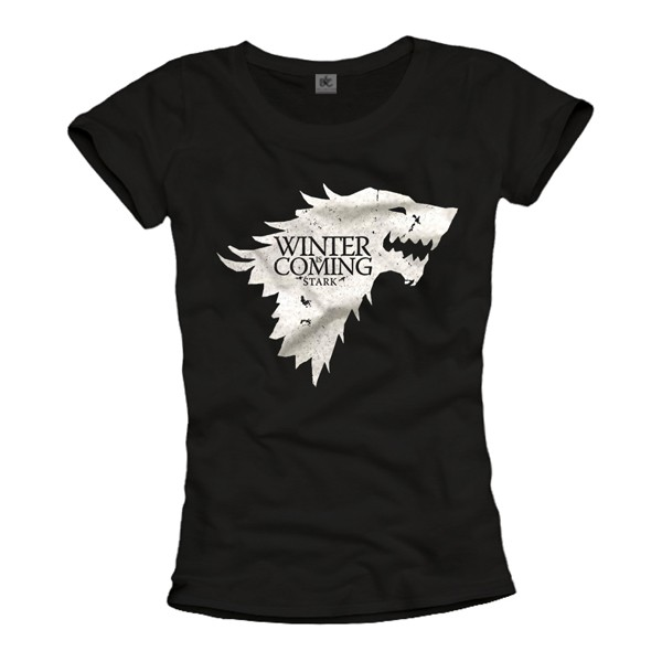 Damen T-Shirt - Winter is Coming