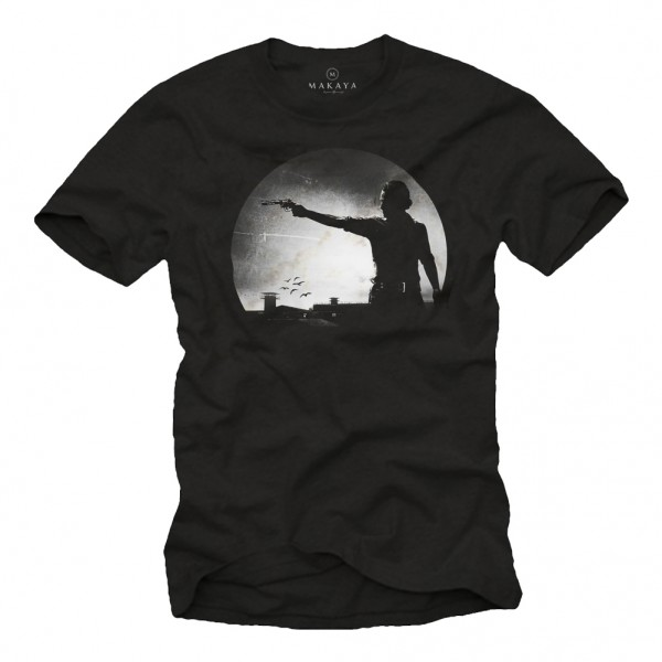 Herren T-Shirt - Walking Dead