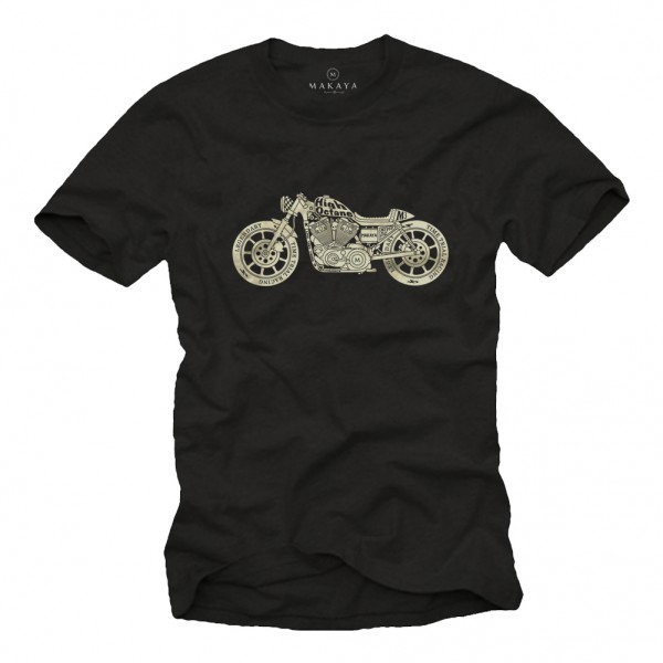 Herren T-Shirt - Custom Bike
